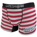 LATESHOW レイトショー /LS&WL WHERE'S WALLY(RED)