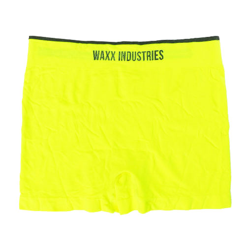 WAXX/SEAMLESS BOXER (イエロー) ワックス