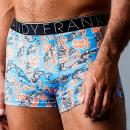 FRANK DANDY/Fishy Short Boxer (ブルー)
