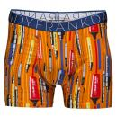 FRANK DANDY/Pen Stripe Boxer (オレンジ)