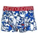 FRANK DANDY/Assorted Skulls Short Boxer (ダークネイビー)
