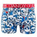 FRANK DANDY/Assorted Skulls Boxer (ダークネイビー)