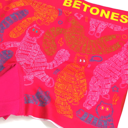 BETONES/TODDY CATS(ピンク)