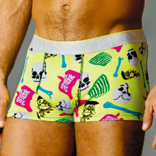 [20%OFF]FRANK DANDY/Guts N Glory Short Boxer (ライム)